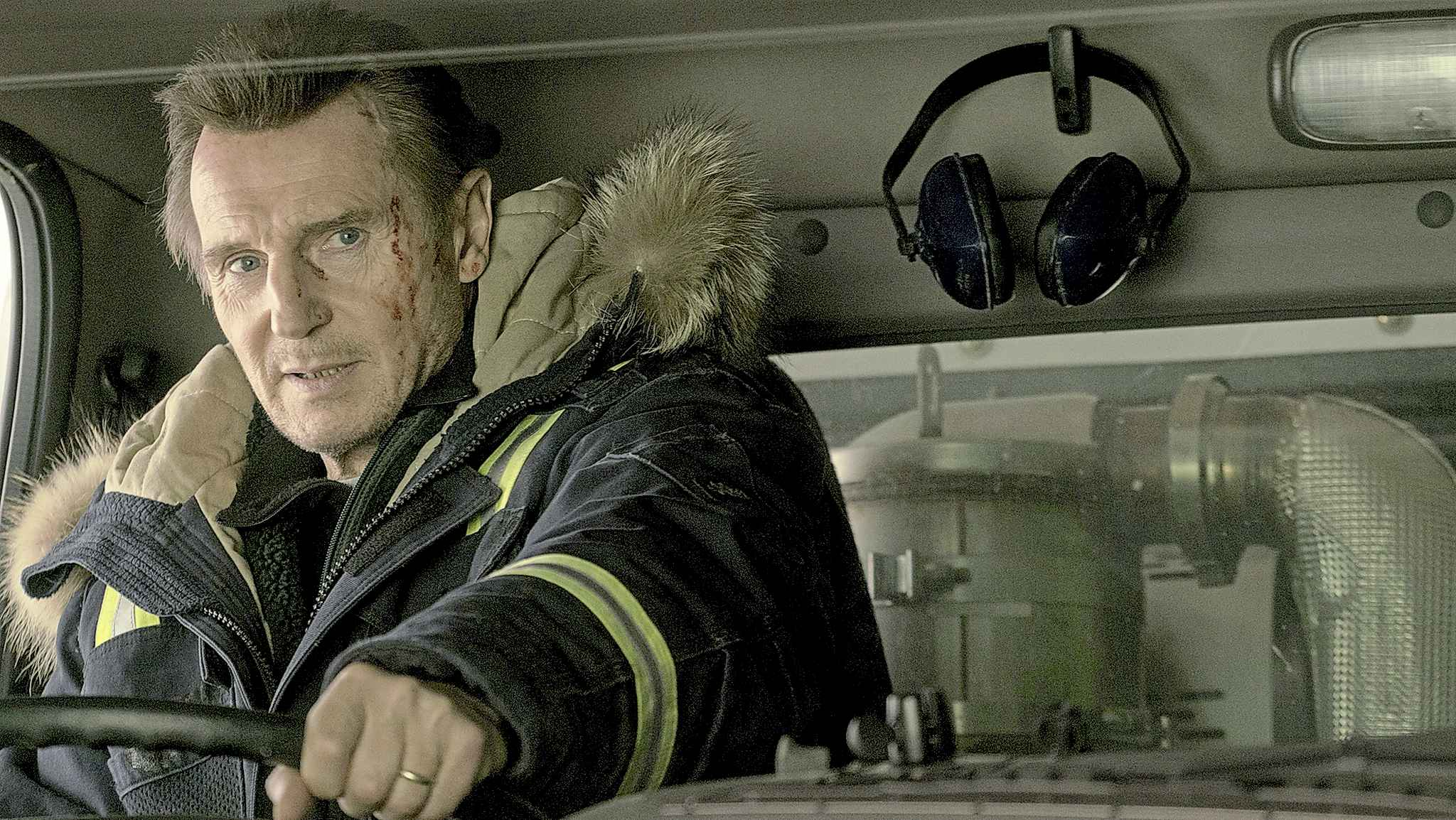 Liam Neeson, seen in Cold Pursuit, comes to Manitoba in February to shoot The Ice Road. (Doane Gregory / Summit Entertainment / Lionsgate)