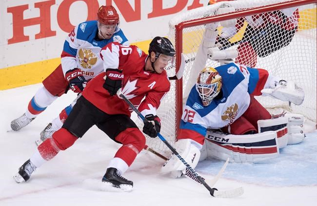 Canada advances to World Cup of Hockey final