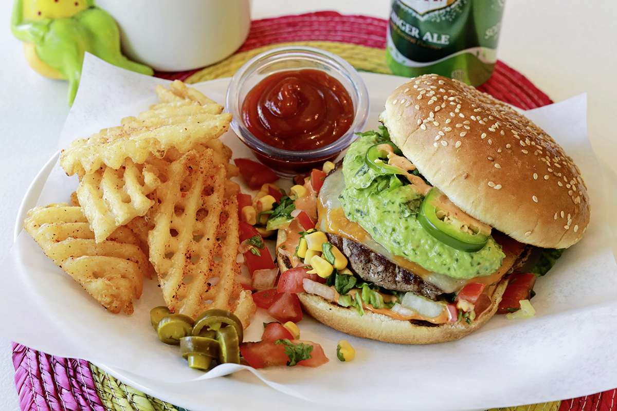 Mole Guacamole is one of the Burger Days contestants. (PHOTO BY MADISON PAIGE PHOTOGRAPHY)