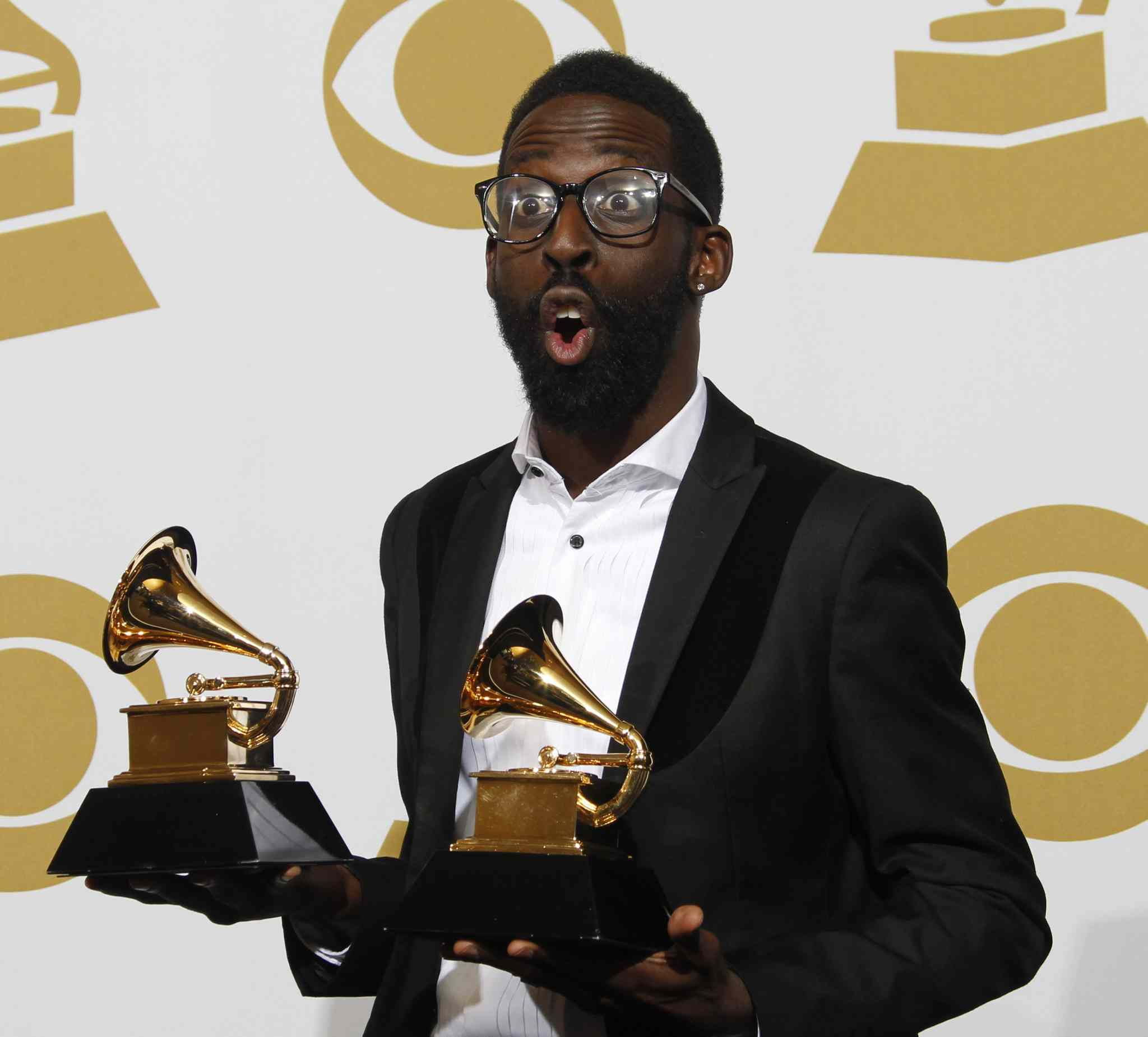 Tye Tribbett won two awards for,  If He Did It Before... Same God (Live) — Best Gospel and Greater Than (Live) — Best Gospel Album.