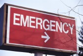 Risk rises with multiple ER visits, researchers say.