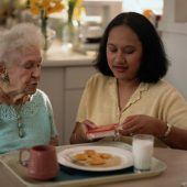 Many states could save money by feeding seniors at home rather than paying for residential care.