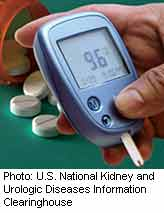 Study uncovered high blood sugar levels in many participants.