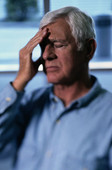 Study compared patients to see who made the jump to frequent headaches within year.