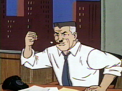 J. Jonah Jameson: Not particularly concerned about subscriber retention.