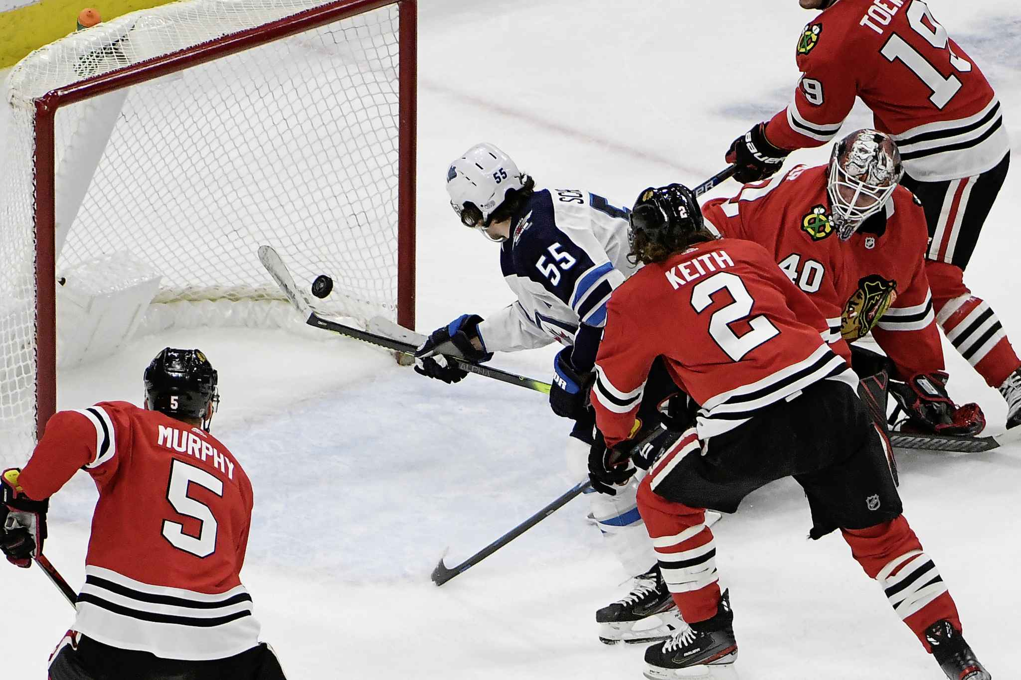 Patrick Kane Reaches 1000 Career Points