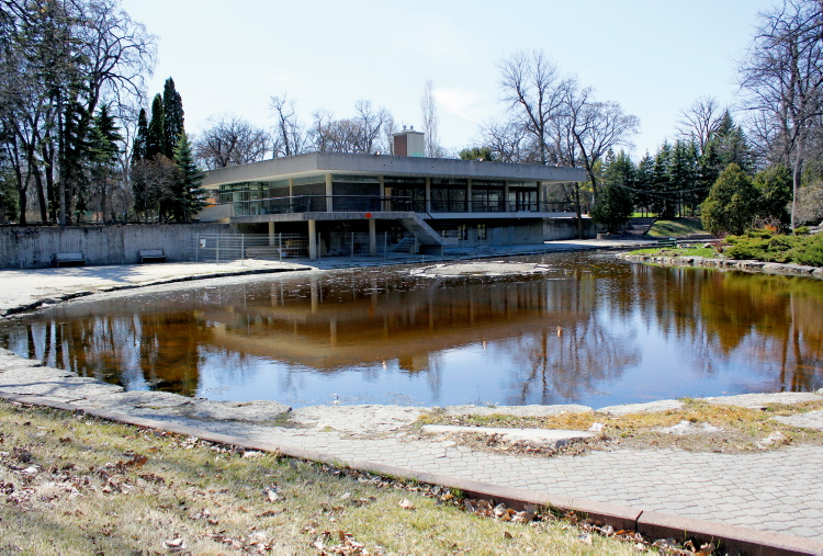 The City of Winnipeg has invested in many redevelopments at Kildonan Park, such as the new playground, upgraded swimming pool and a new spray pad. This spring, the city continues to renovate the park's Peguis Pavilion and will soon begin improvements to the surrounding duck pond.