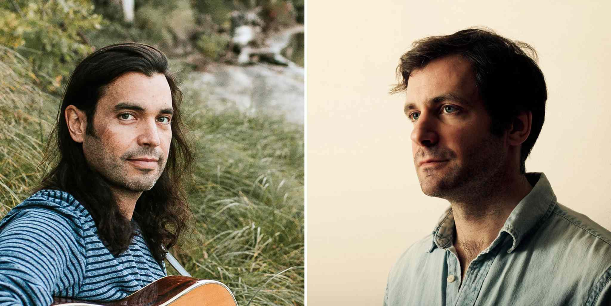 Justin Lacroix and Grant Davidson (Slow Leaves)