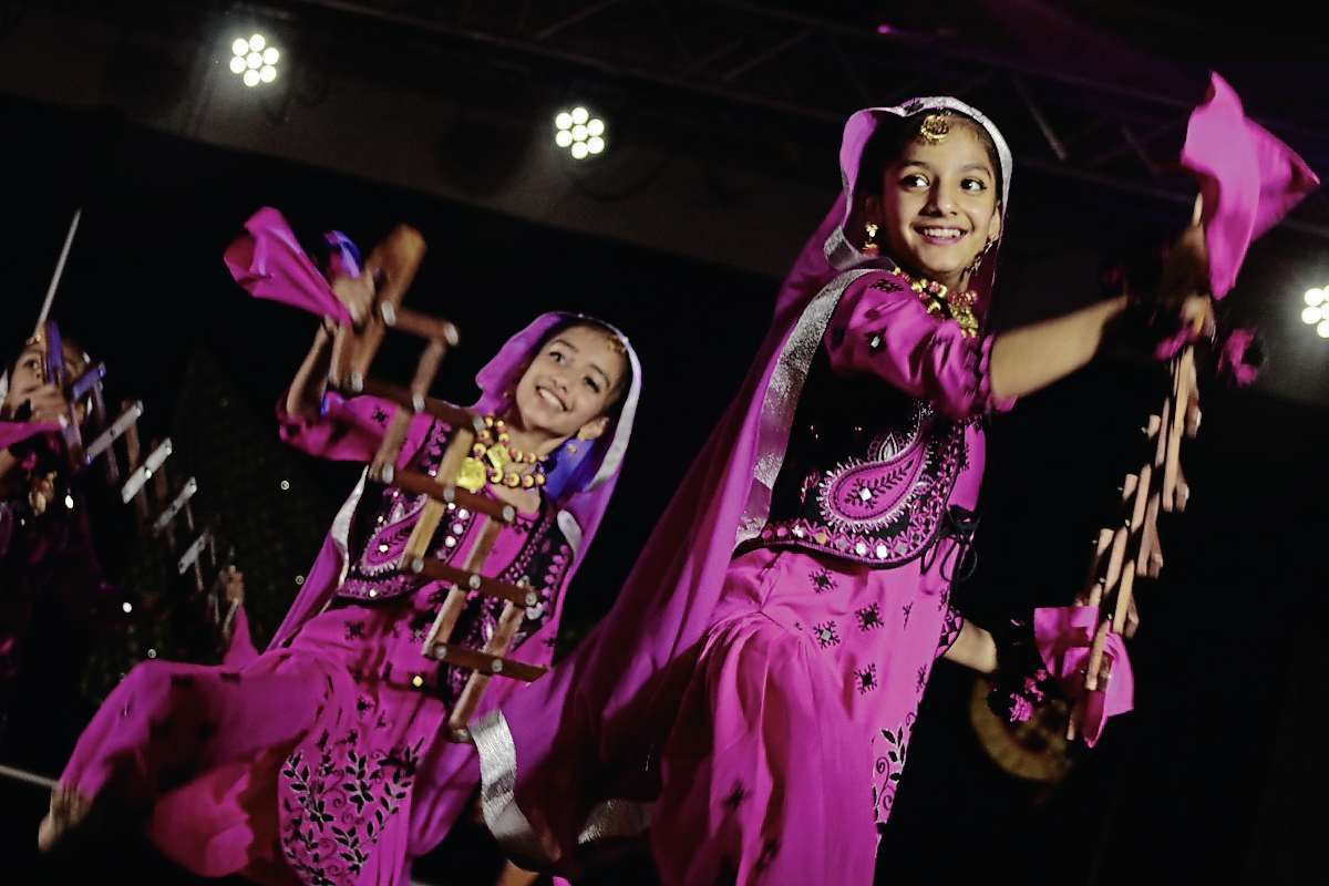 The Punjab Pavilion (1770 King Edward St.) kicked off the first week of the 2018 Folklorama from Aug. 5 to Aug. 11. (Photo by Ligia Braidotti)