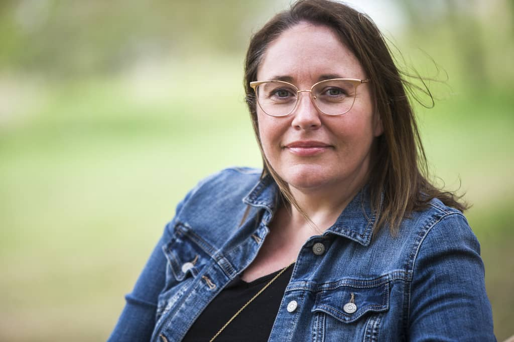 Cordella Friesen is an Associate Deputy Minister in the department of Conservation and Climate and a member of the province's vaccine task force.