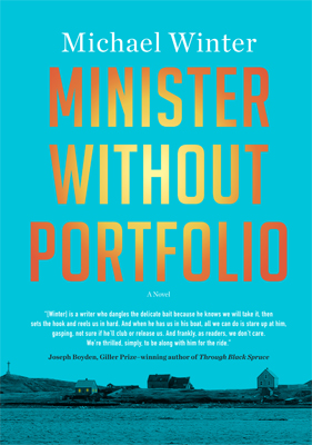 Despite the title, MInister Without A Portfolio is not a story about politics.