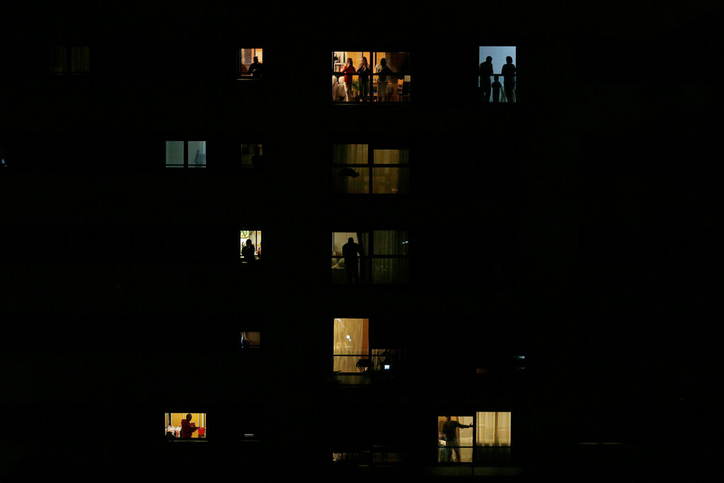 If you can, open a window once in a while. (Manu Fernandez / The Associated Press files)