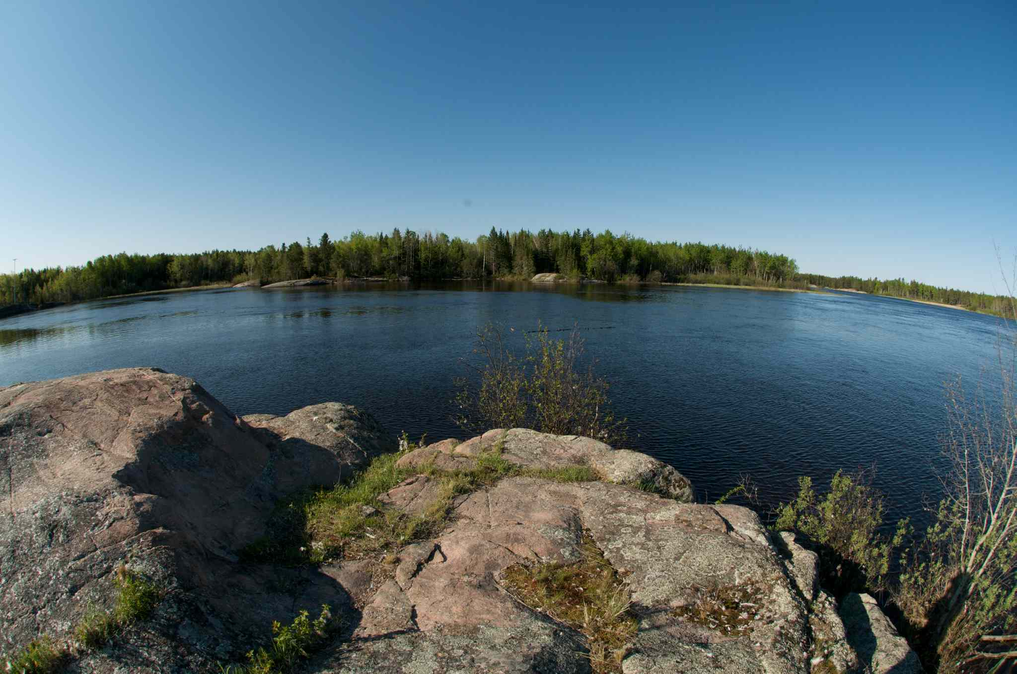It's hoped Pimachiowin Aki will be recognized as a UNESCO World Heritage Site. (J.J. Ali)