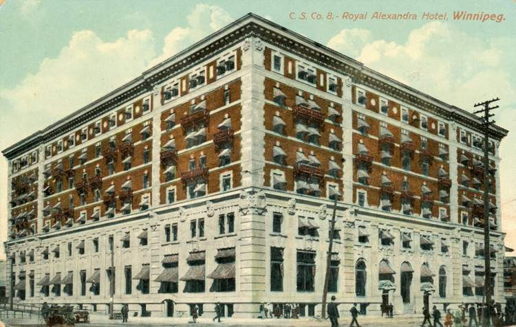 Royal Alexandra Hotel