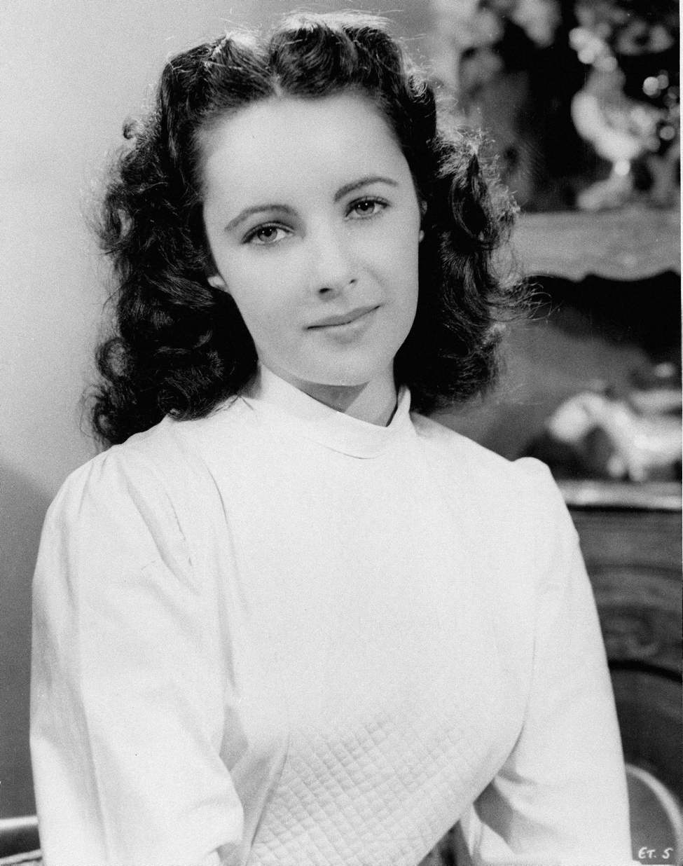 This Sept. 1946 file photo shows Elizabeth Taylor.  (AP Photo/File)