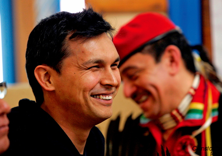 A partnership between Bandwidth Digital Releasing Inc., and the Adam Beach (pictured) Film Institute has brought the dream into reality.
