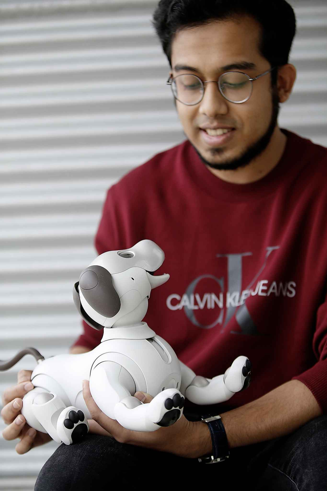Ananto is part of a team of researchers hoping to find out if robots curb human loneliness and boost mental health.