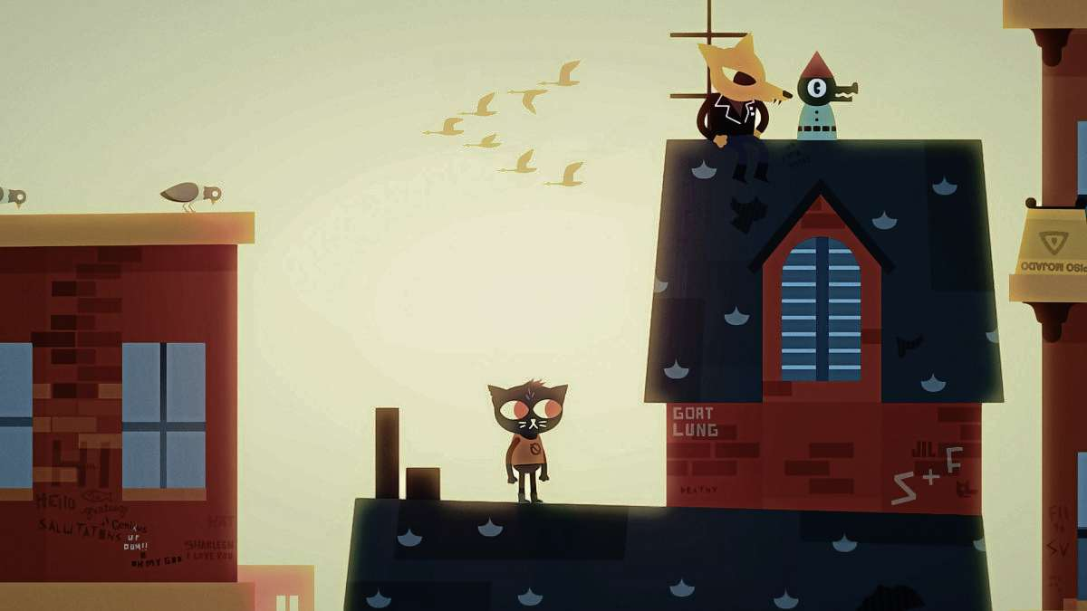 Alec Holowka wrote the music and programmed Night in the Woods, a video game from Finji that is available on PS4 and Steam. An updated Weird Autumn edition of the game will be released in December, featuring improved and extended gameplay and added features.