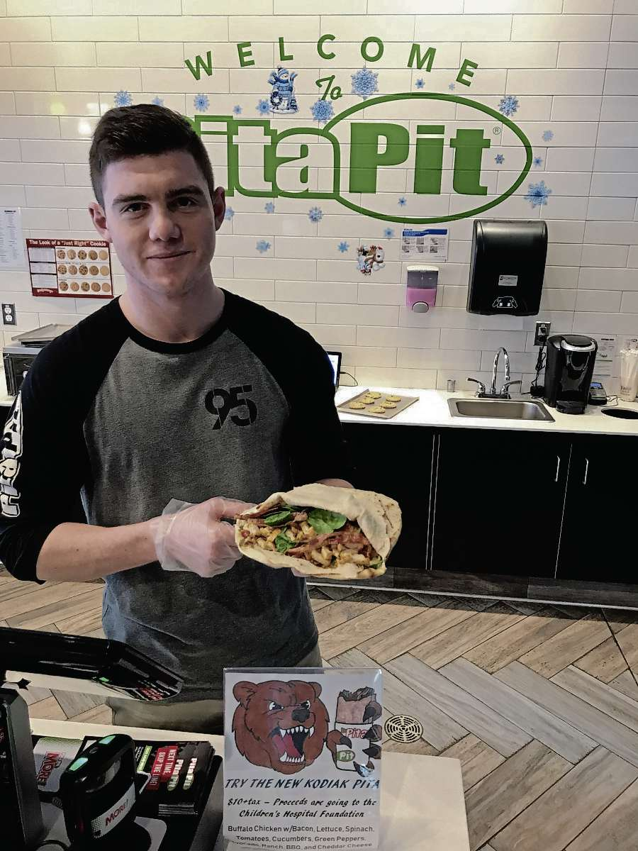 The Times Winnipeg Free Press Aspen Fuel Filter Carson Douglas Owner Of Pita Pit North Main B 2360 St