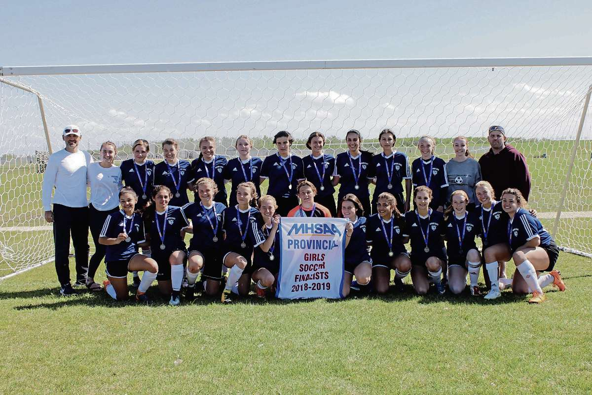 After a strong season where they won the KPAC championship, the River East Kodiaks varsity girls soccer team made it to the provincial final only to lose 1-0 to division rivals West Kildonan.