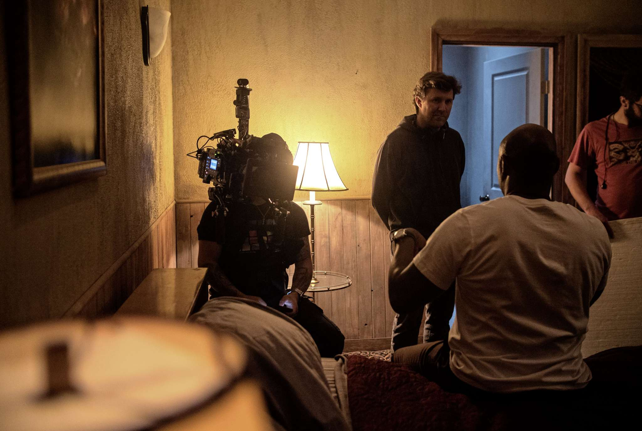 Shooting recently wrapped on Cinema of Sleep, which is produced by Winnipeg-based Inferno Pictures.