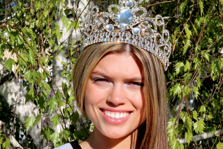 Alyssa Wyspianski wants to use her Miss Teen Manitoba World crown to help in her community and spread a positive message.