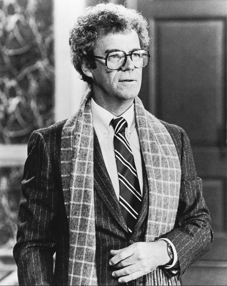 Escape from Iran: The Canadian Caper - Pinsent as former Ambassador to Iran, Ken Taylor. 1984 (CTV)