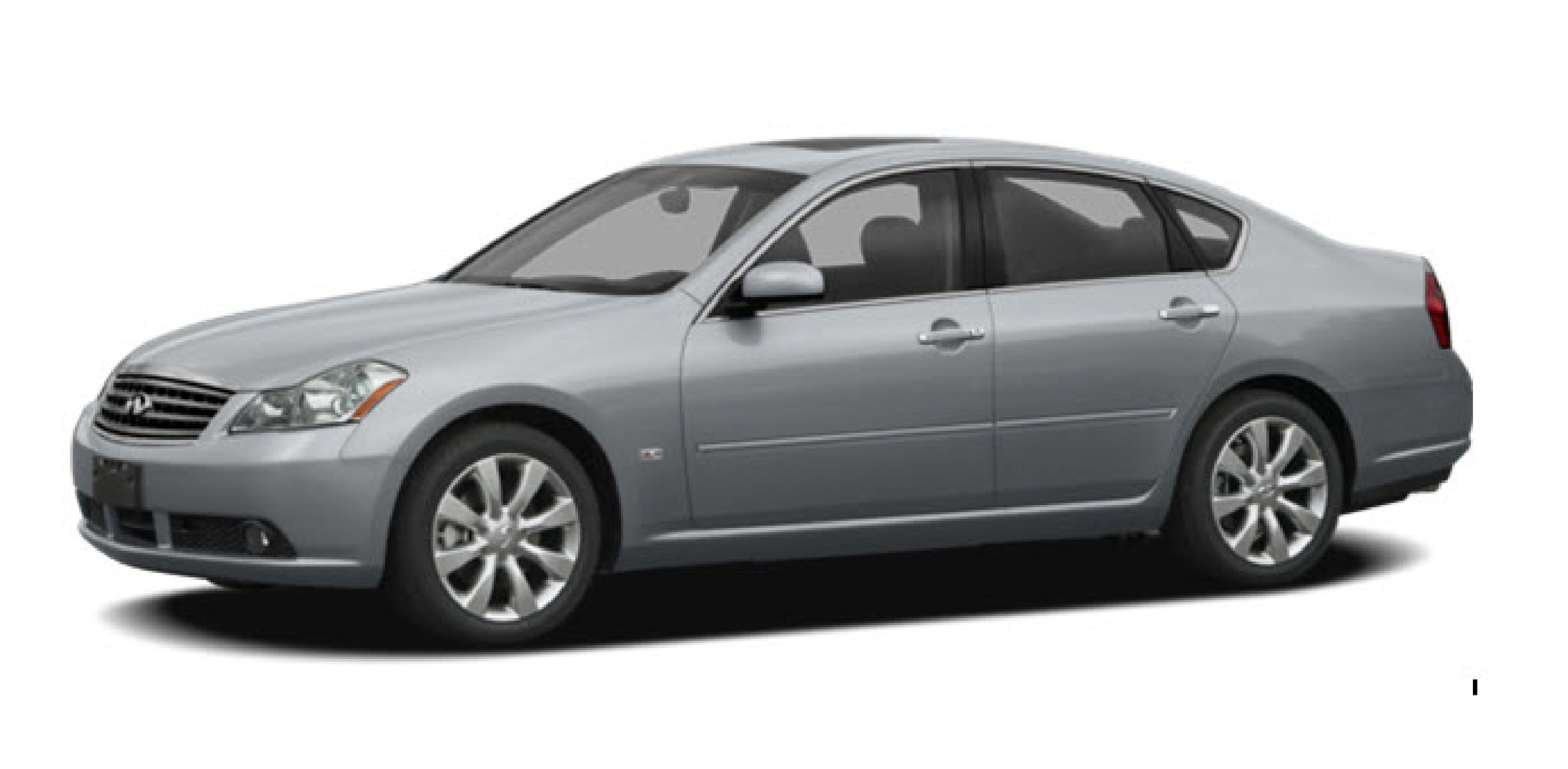 One suspect took off in the victim's car, a 2006 four-door silver Infinity M35 with tinted windows, a broken front passenger windown and a missing front grill. The Manitoba licence plate number is GVJ 174.