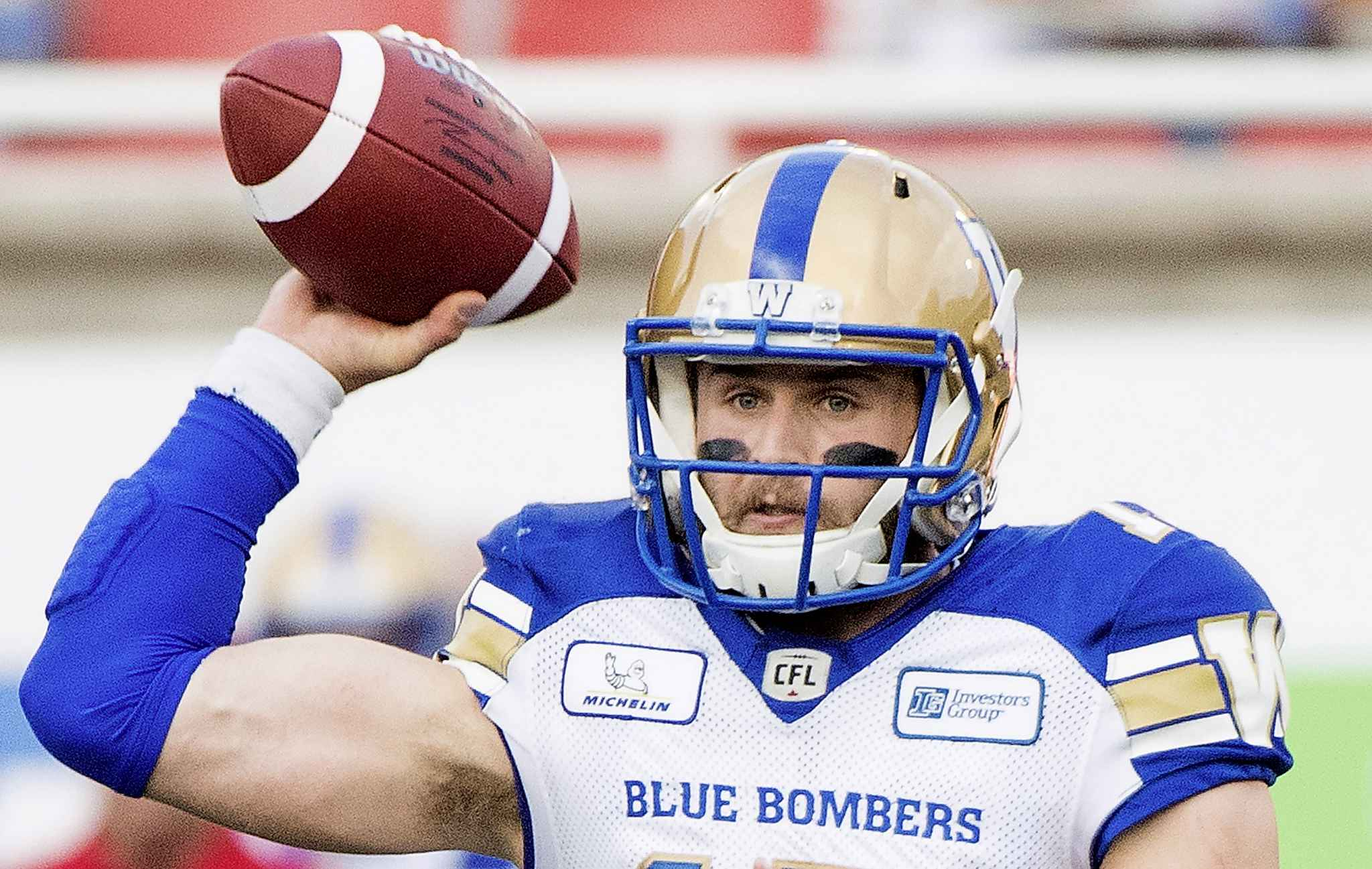Chris Streveler is not the best young QB since Matt Dunigan to play in the CFL, says Steve. (Graham Hughes / Canadian Press files)