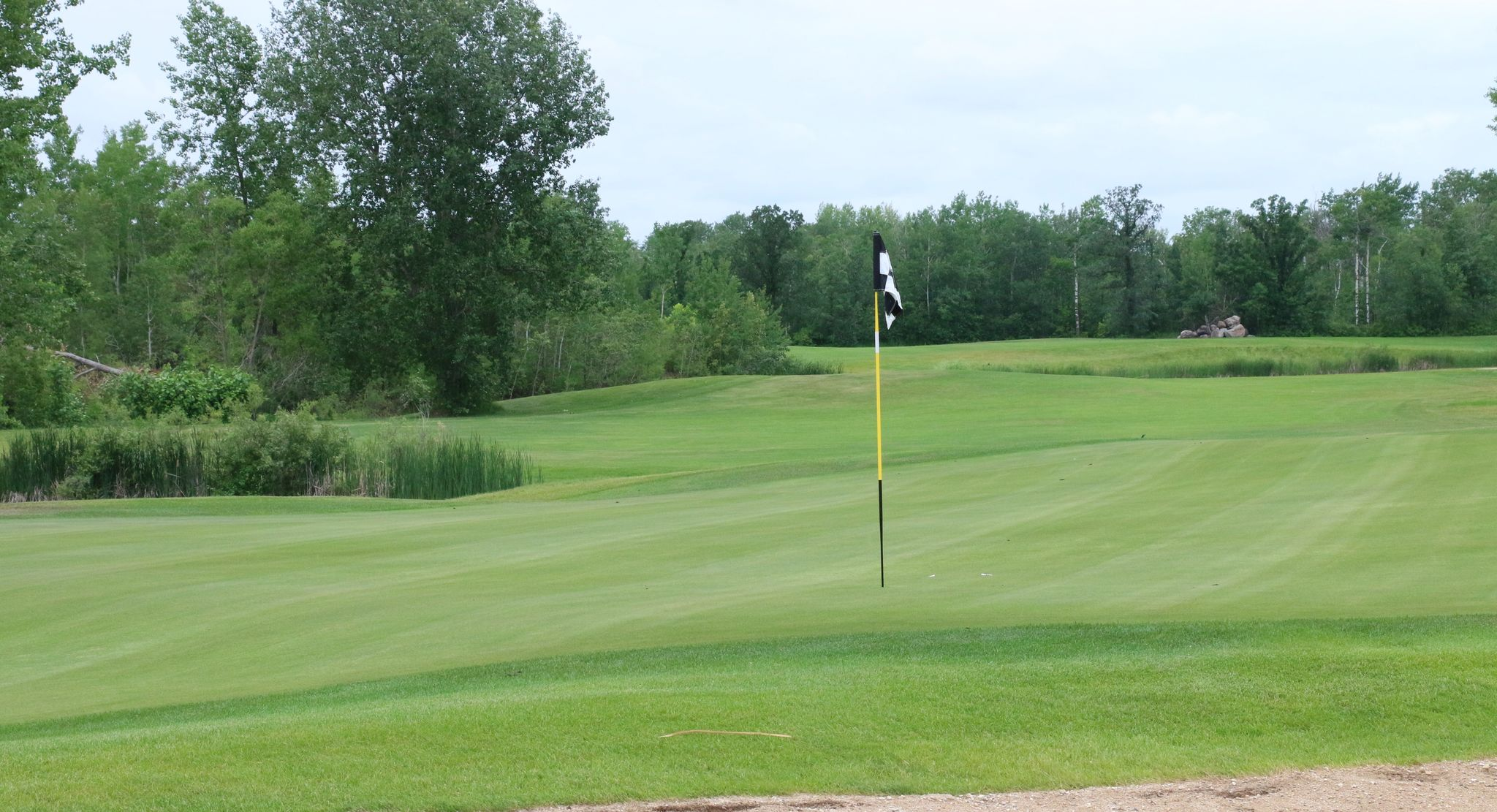 The Links at Quarry Oaks will host the four-day Manitoba Amateur Men's Golf Championship beginning Monday.