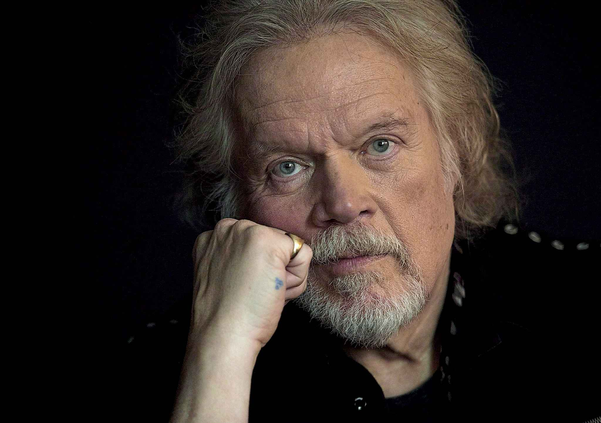Randy Bachman says Winnipeg's remoteness has been the key to the city's ability to produce decades of critically acclaimed music. (Nathan Denette / The Canadian Press files)