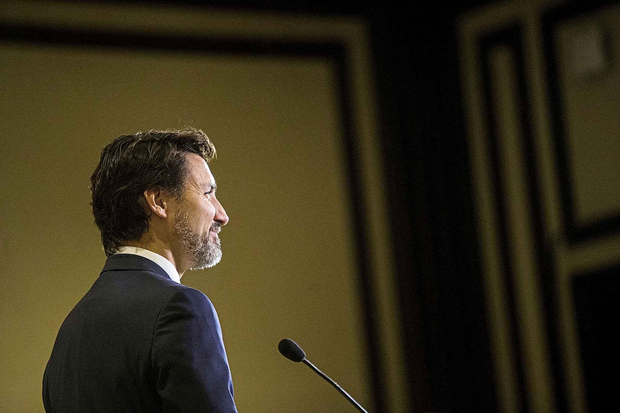 Now, everything Trudeau says and does is an opportunity for criticism. (Mikaela MacKenzie / Free Press files)