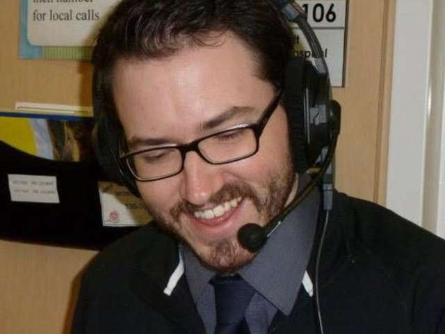 GOLDEN WEST MEDIA Tyler Bieber, who was the team's play-by-play announcer, died in Friday's crash. He worked for Manitoba-based Golden West Broadcasting.