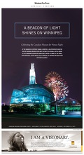 Canadian Museum for Human Rights - 2014